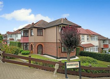 Thumbnail 4 bedroom detached house for sale in Park Side, London