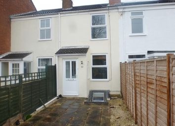 Thumbnail 2 bed terraced house to rent in Lansdowne Street, Worcester