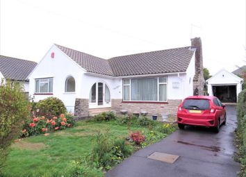 Thumbnail 3 bed detached bungalow for sale in Mitchell Close, Barton On Sea, New Milton
