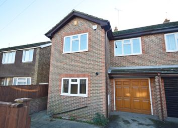 Thumbnail 4 bedroom semi-detached house to rent in Kingsham Avenue, Chichester
