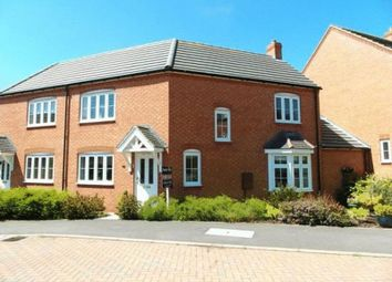 Thumbnail 3 bed terraced house to rent in Sandbrook Close, Hinstock, Market Drayton