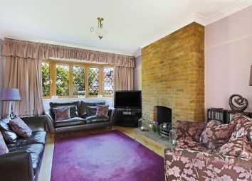 Thumbnail 3 bed terraced house for sale in Christian Fields, London