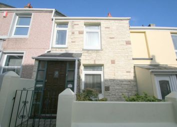 3 bed terraced house for sale in Tollox Place, Plymouth PL3