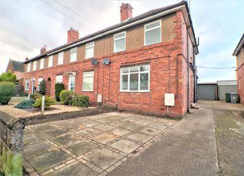 Thumbnail 3 bed terraced house for sale in Appleton Road, Blidworth, Mansfield