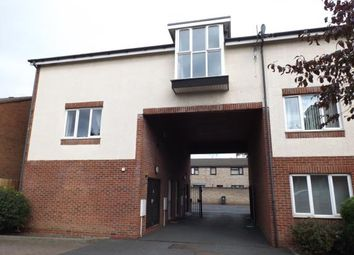 Thumbnail 2 bedroom flat for sale in Monarch Court, Cook Street, Wednesbury, West Midlands