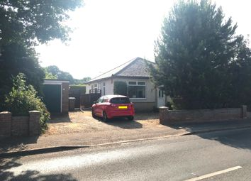 Thumbnail 3 bedroom detached bungalow to rent in The Strand, Wherstead, Ipswich