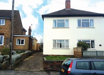 Thumbnail 2 bed semi-detached house for sale in 39 New Street, Donisthorpe, Derbyshire