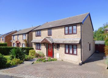 Thumbnail 4 bed detached house for sale in Brockley Crescent, Bleadon Hill, Weston-Super-Mare