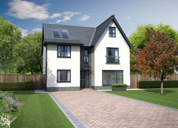 "Thumbnail 5 bedroom detached house for sale in ""Leonardo Grand"" at Ocein Drive, East Kilbride, Glasgow"