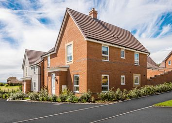 "Thumbnail 4 bed detached house for sale in ""Lincoln"" at Pye Green Road, Hednesford, Cannock"