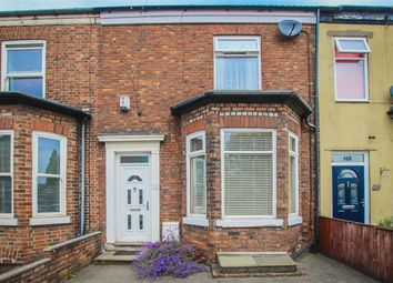 Thumbnail 2 bed terraced house for sale in Barton Lane, Eccles, Manchester