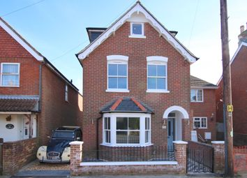 Thumbnail 5 bed detached house for sale in Western Road, Lymington, Hampshire
