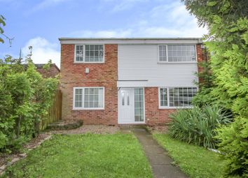 Thumbnail 3 bedroom terraced house for sale in Teesdale Court, Beeston, Nottingham