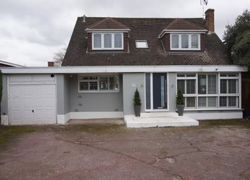 Thumbnail 3 bed detached house to rent in Hutton Road, Brentwood