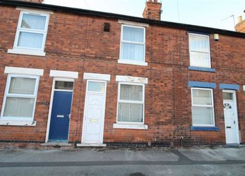Thumbnail 2 bed terraced house for sale in Fox Grove, Basford, Nottingham