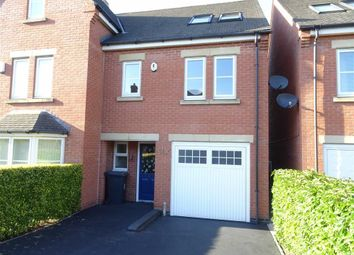 Thumbnail 4 bed semi-detached house for sale in Bird Close, Earl Shilton, Leicester