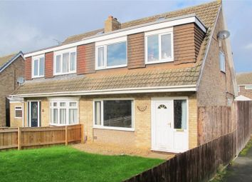Thumbnail 3 bed semi-detached house for sale in Eastham Sands, Acklam, Middlesbrough