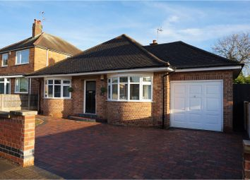 Thumbnail 2 bed detached bungalow for sale in Trentham Drive, Nottingham