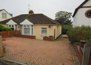Thumbnail 2 bedroom bungalow to rent in Park Avenue, Purbrook, Waterlooville