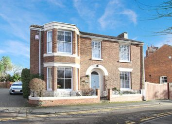 Thumbnail 4 bed detached house for sale in Church Walk, Rugby