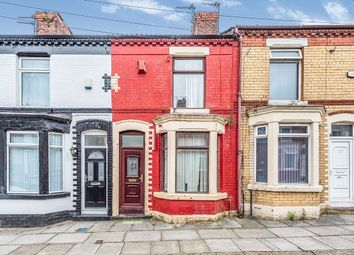 Thumbnail 2 bed terraced house for sale in Redbourn Street, Liverpool, Merseyside
