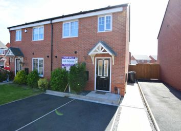 Thumbnail 3 bedroom semi-detached house for sale in Buttercup Way, Warton, Preston