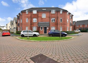 Thumbnail 2 bed flat for sale in Vincent Gardens, Dorking, Surrey