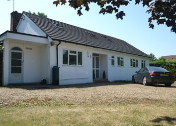 Thumbnail 5 bed detached bungalow to rent in Chapelcroft, Chipperfield, Kings Langley