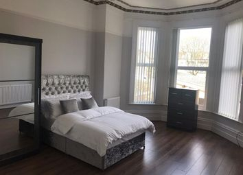 Thumbnail 11 bed flat to rent in Newsham Drive, Liverpool