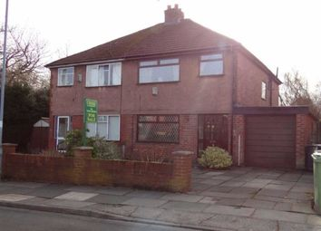Thumbnail 3 bed semi-detached house for sale in Harbern Drive, Leigh