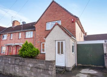 Thumbnail 3 bed end terrace house for sale in Ilminster Avenue, Knowle, Bristol