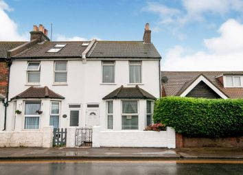 Thumbnail 3 bed end terrace house for sale in Railway Road, Newhaven