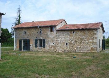 Thumbnail 3 bed detached house for sale in Confolens, Charente, Poitou-Charentes, France