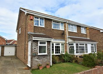 3 bed semi-detached house for sale in Skipper Way, Lee-On-The-Solent PO13