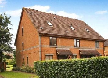 Thumbnail 2 bed maisonette for sale in Lawrence Close, Guildford, Surrey