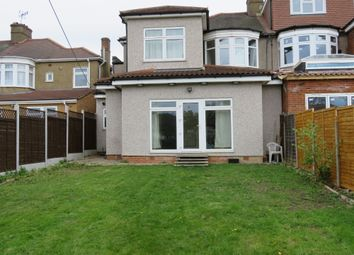 Thumbnail 5 bed semi-detached house to rent in Mighell Avenue, Ilford