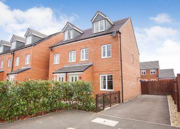 Thumbnail 3 bed semi-detached house for sale in Kerridge Drive, Warrington