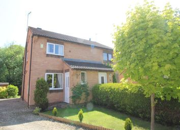 Thumbnail 2 bed semi-detached house for sale in Millside, Norton, Malton