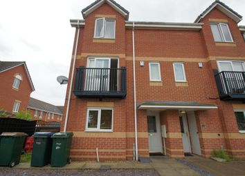 Thumbnail 4 bedroom town house to rent in Trimpley Drive, Coventry