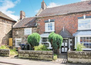 Thumbnail 2 bed terraced house for sale in High Street, Ipstones, Stoke-On-Trent
