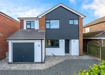 Thumbnail 4 bed detached house for sale in Russell Road, Leasingham, Sleaford, Lincolnshire