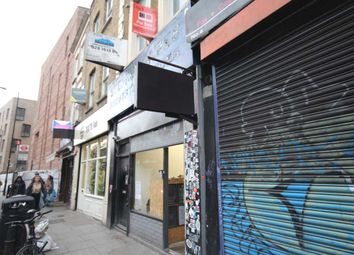 Thumbnail Retail premises to let in Hackney Road, London, Shoreditch