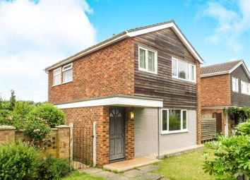 Thumbnail 3 bed detached house for sale in Ellcar Rise, Eaton, Norwich