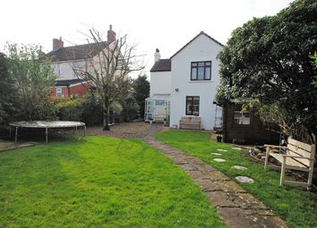 Thumbnail 3 bed detached house for sale in Whitstone Road, Shepton Mallet