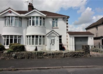 Thumbnail 3 bed property for sale in Blaen-Y-Pant Crescent, Mapas, Newport