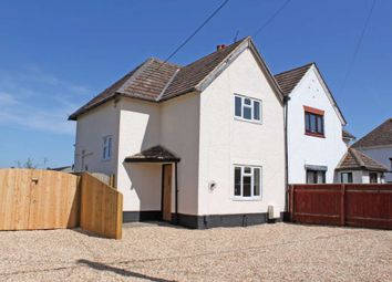 Thumbnail 2 bed semi-detached house to rent in Cross Road, Cholsey, Wallingford