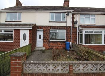 Thumbnail 3 bed terraced house to rent in Cravens Cottages, Station Town, Wingate