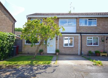 Thumbnail 4 bed semi-detached house for sale in Wynford Close, Reading