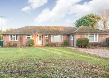 Thumbnail 3 bed bungalow to rent in Upper Moors Road, Brambridge, Eastleigh