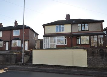 Thumbnail 2 bed semi-detached house for sale in St Thomas Place, Penkhull, Penkhull